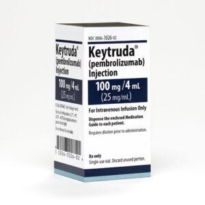 Thuốc Keytruda có tác dụng gì?