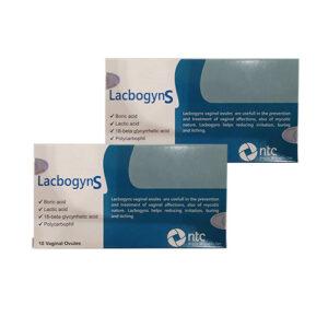 Thuốc Lacbogyn S điều trị viêm âm đạo