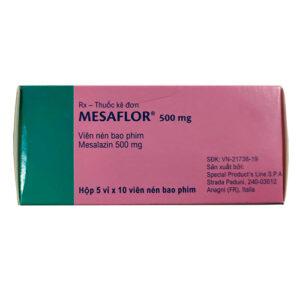 Thuốc Mesaflor điều trị viêm đại tràng