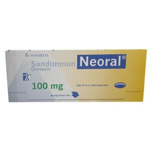 Thuốc Neoral phòng ngừa thải ghép