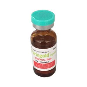 Thuốc Paringold Injection có tác dụng gì?