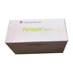 Thuốc Paringold Injection giá bao nhiêu?