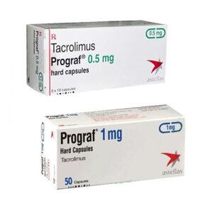 Thuốc Prograf có tác dụng gì?