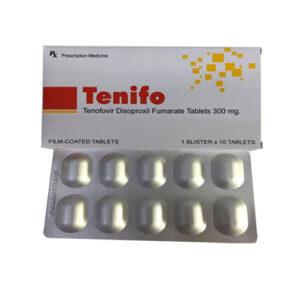 Thuốc Tenifo có tác dụng gì?