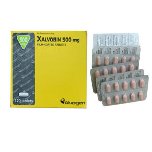 Thuốc Xalvobin có tác dụng gì?