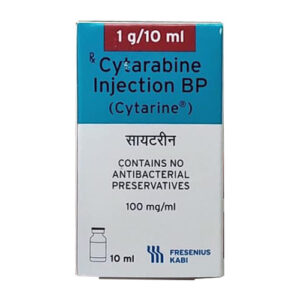 Thuốc Cytarabine điều trị ung thư