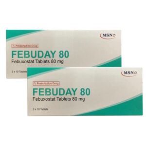 Thuốc Febuday 80mg – Febuxostat