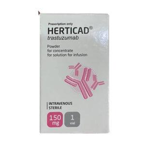 Thuốc Herticad công dụng, liều dùng, giá bao nhiêu