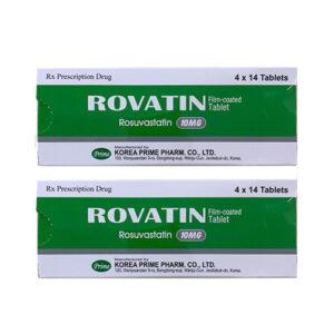 Mua thuốc Rovatin 10mg chính hãng ở đâu