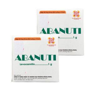 Thuốc Abanuti công dụng giá bán cách dùng
