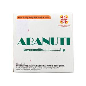 Thuốc Abanuti mua ở đâu uy tín