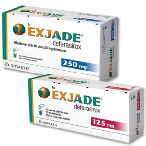 Thuốc Exjade mua ở đâu uy tín