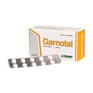 Thuốc Garnotal giá bao nhiêu