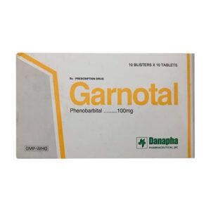 Thuốc Garnotal là thuốc gì có tốt không
