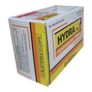 Thuốc Hydra Cap công dụng giá bán cách dùng
