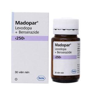 Thuốc Madopar 250mg giá rẻ chính hãng