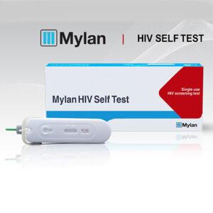 Bộ kit xét nghiệm HIV tại nhà Mylan Test an toàn, hiệu quả, chính xác cao