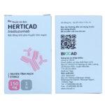 Thuốc Herticad 150mg giá bao nhiêu