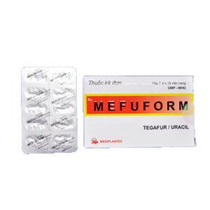 Thuốc Mefuform công dụng giá bán cách dùng