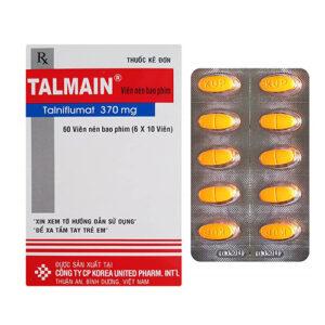 Thuốc Talmain talnifluamate công dụng là gì