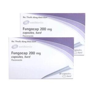 Thuốc Fungocap 200mg – Công dụng, Liều dùng, Giá bán?