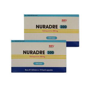Thuốc Nuradre 400 – Công dụng – Liều dùng – Giá bán