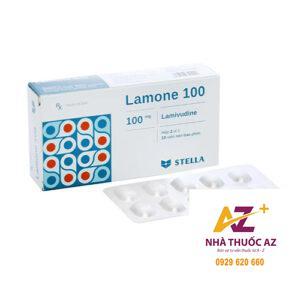 Công dụng thuốc Lamone 100