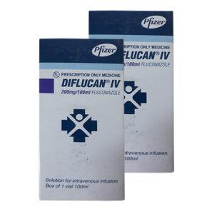 Thuốc Diflucan IV 200mg/100ml – Công dụng – Giá bán?