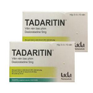 Thuốc Tadaritin – Công dụng – Liều dùng – Giá bán – Mua ở đâu?