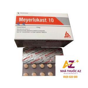 Thuốc Meyerlukast 10mg (Hộp 30 viên) – Giá bán, Mua ở đâu?
