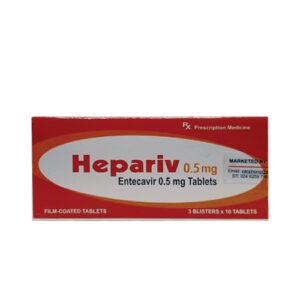 Thuốc Hepariv 0.5 mg Giá bán,liều dùng, mua RẺ NHẤT ở đâu?