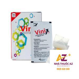 Thuốc Vinix – Công dụng – Liều dùng – Giá bán – Mua ở đâu?