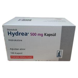 Thuốc Hydroxyure 500mg - Công dụng,Giá bán, mua ở đâu?