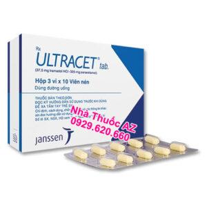 Thuốc Ultracet – Công dụng – Liều dùng – Giá bán – Mua ở đâu?
