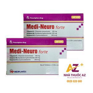 Thuốc Medi Neuro forte có tốt không?Giá bán? Mua ở đâu?