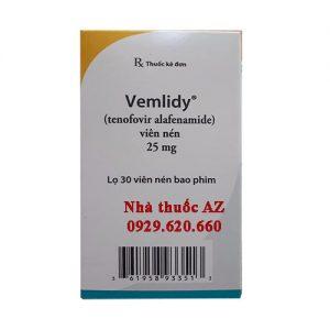 Thuốc Vemlidy giá bao nhiêu? Mua Thuốc Vemlidy ở đâu rẻ nhất 2021?
