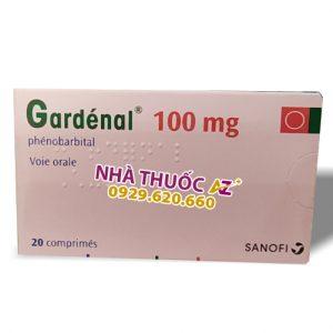 Thuốc Gardenal 100mg Pháp -cách dùng, giá bán, mua ở đâu chính hãng?