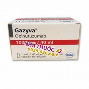 Thuốc Gazyva 100mg/40ml – Liều dùng – Giá bán – Mua ở đâu?