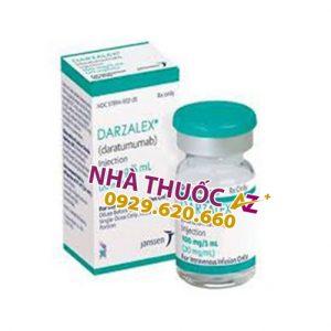 Thuốc Darzalex 20mg/ml – Daratumumab 20mg/ml - Giá bán, Mua ở đâu