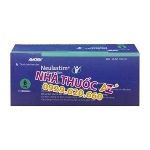 Thuốc Neulastim 6mg/0,6ml - Giá bao nhiêu, Mua ở đâu rẻ nhất?